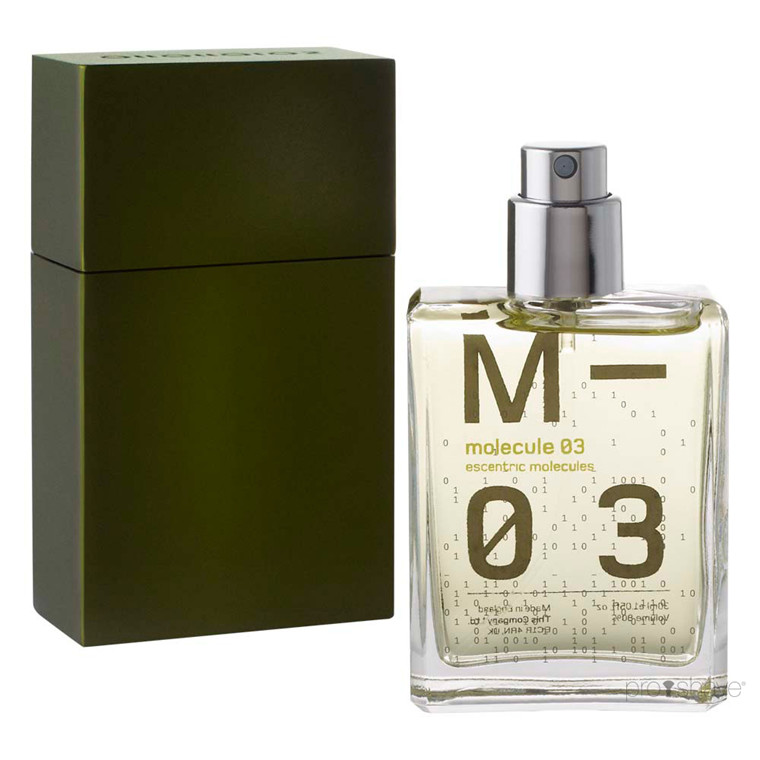 Molecule 03 i metalæske, 30 ml.