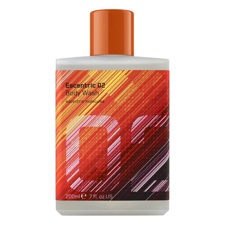Escentric 02 Body Wash, 200 ml.