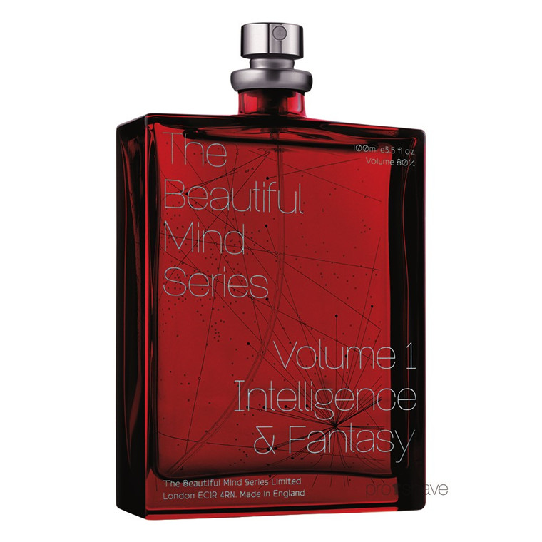 The Beautiful Mind - Vol. 1 - Intelligence & Fantasy, 100 ml.