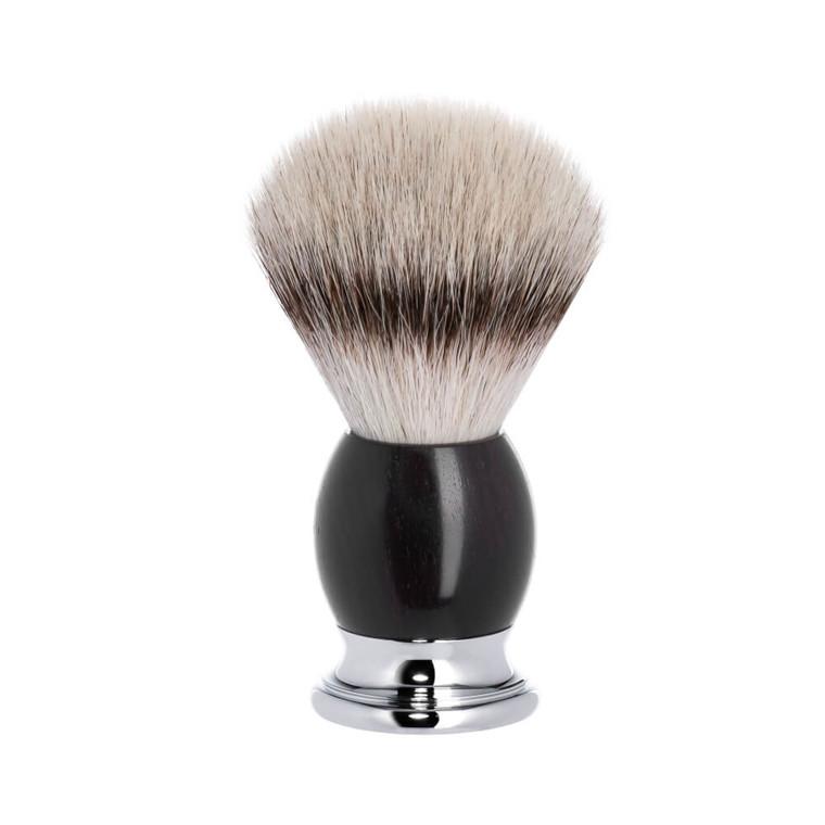 Mühle Silvertip Fibre® Barberkost, 23 mm, Sophist, African Blackwood