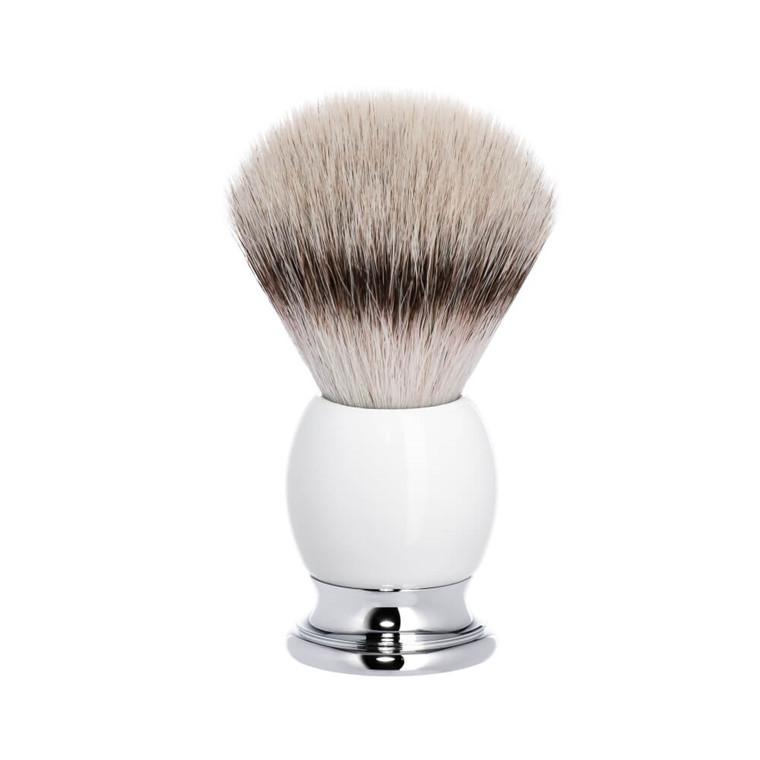 Mühle Silvertip Fibre® Barberkost, 23 mm, Sophist, Porcelæn
