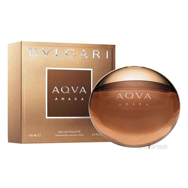 Bvlgari Aqva Amara Pour Homme Eau de Toilette, 100 ml.
