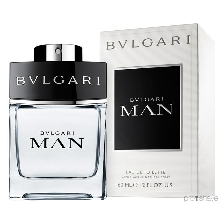 Bvlgari Man Eau de Toilette vapo, 60 ml.