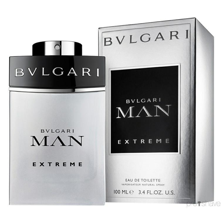 Bvlgari Man Extreme Eau de Toilette vapo, 100 ml.