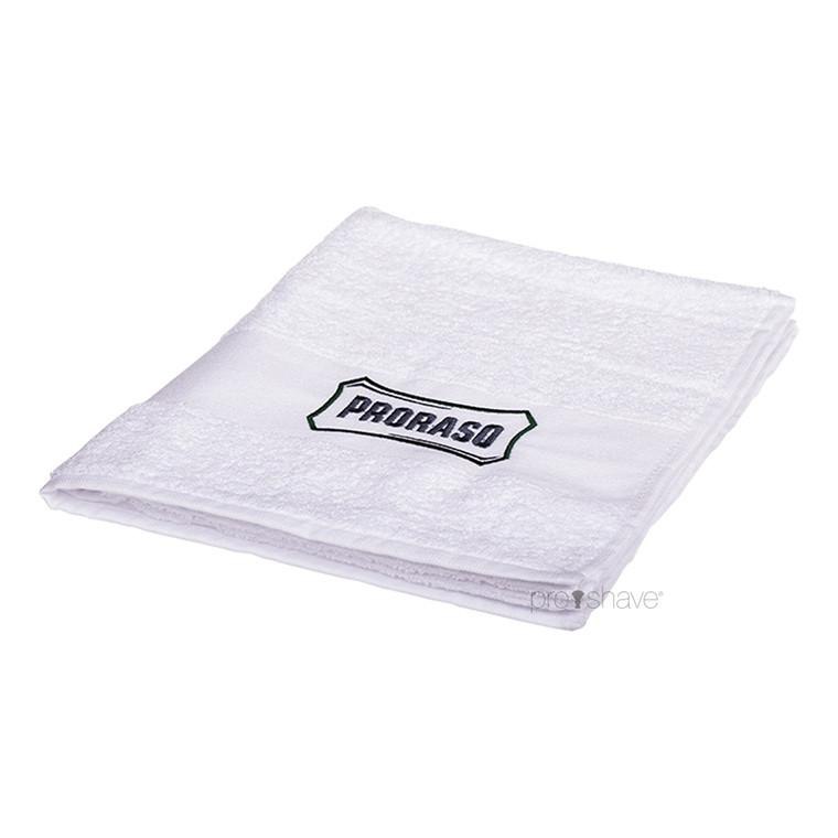 Proraso Håndklæde i 100% bomuld, 50 x 90 cm.
