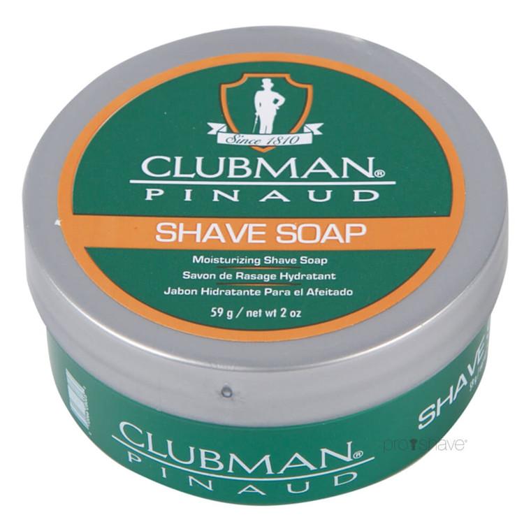 Pinaud Clubman Barbersæbe, 59 gr.