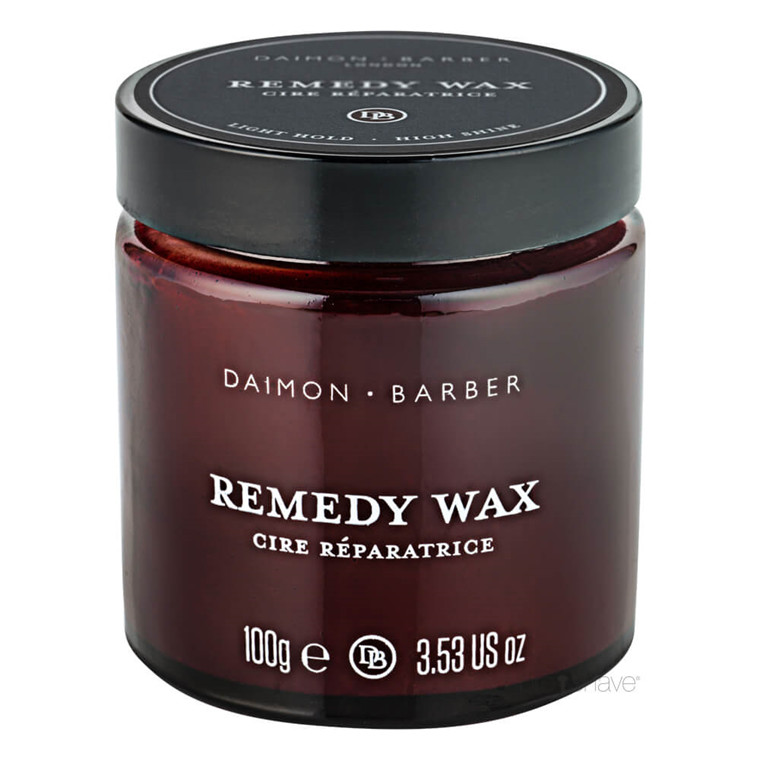 Daimon Barber Remedy Wax, 100 gr.