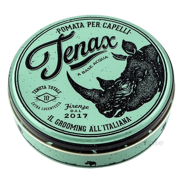Tenax Hår Pomade, Extra Strong Hold, Grøn, 125 ml.