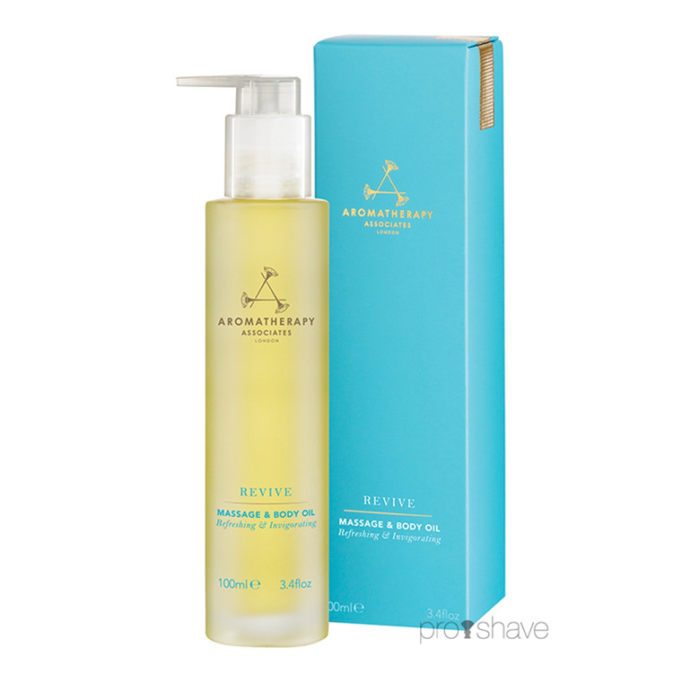 Aromatherapy Associates Revive Massage & Body Oil