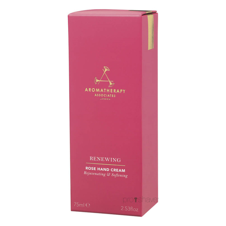 Aromatherapy Associates Renewing Rose Hand Cream, 75 ml.