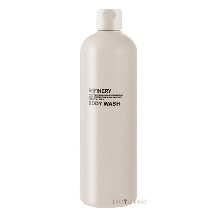 The Refinery Bodywash, 500 ml.