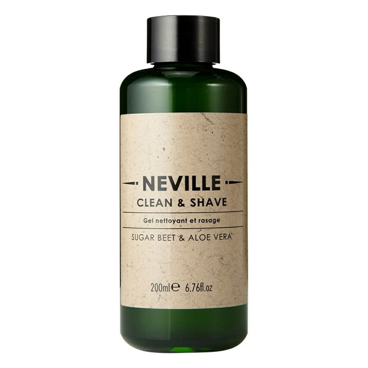 Neville Clean & Shave, 200 ml.