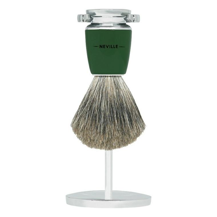Neville Barbersæt med Barberkost og Holder
