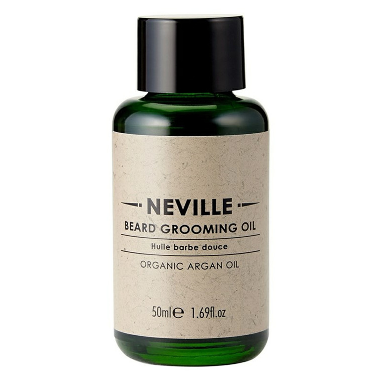 Neville Beard Grooming Oil, 50 ml.
