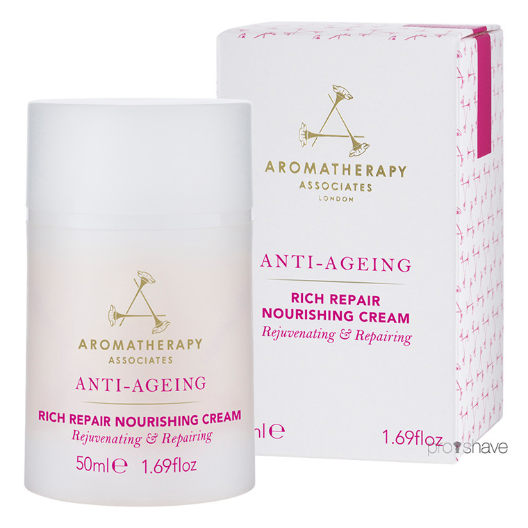 Aromatherapy Associates Rich Repair Nourishing Creme, 50 ml.