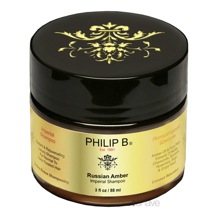 Philip B Russian Amber Imperial Shampoo, 88 ml.
