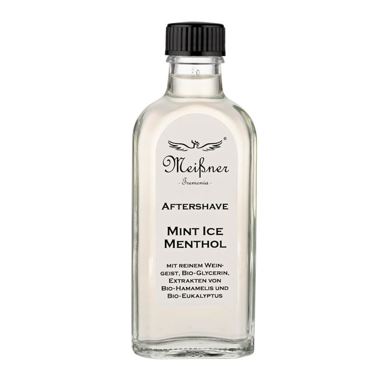 Meißner Tremonia Mint ice Menthol Aftershave, 100 ml.