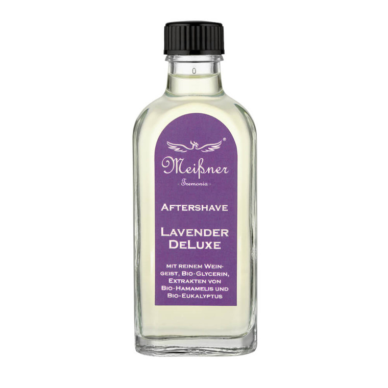 Meißner Tremonia Lavender de Luxe Aftershave, 100 ml.