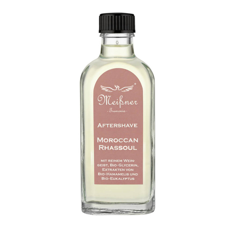 Meißner Tremonia Moroccan Rhassoul Aftershave, 100 ml.