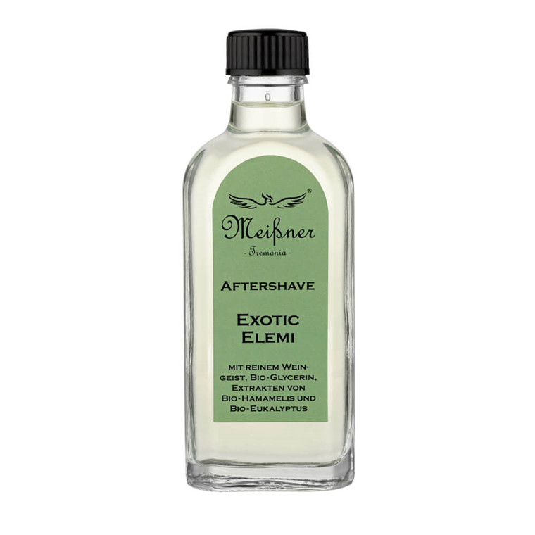 Meißner Tremonia Exotic Elemi Aftershave, 100 ml.