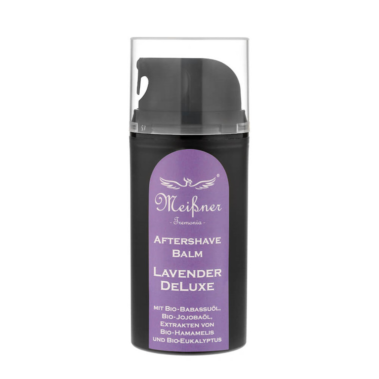Meißner Tremonia Lavender de Luxe Aftershave Balm, 100 ml.