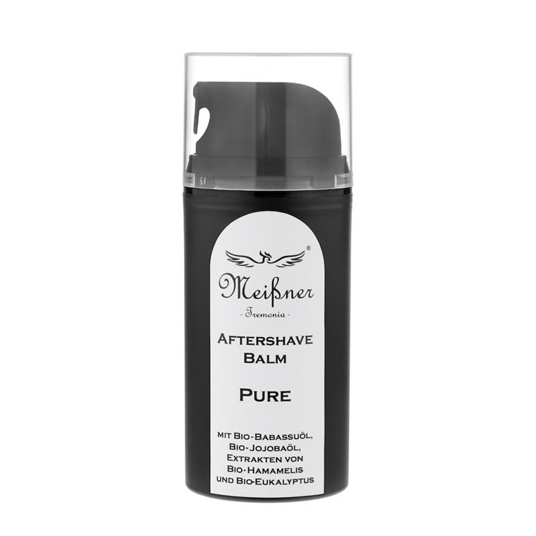 Meißner Tremonia Pure Aftershave Balm, 100 ml.