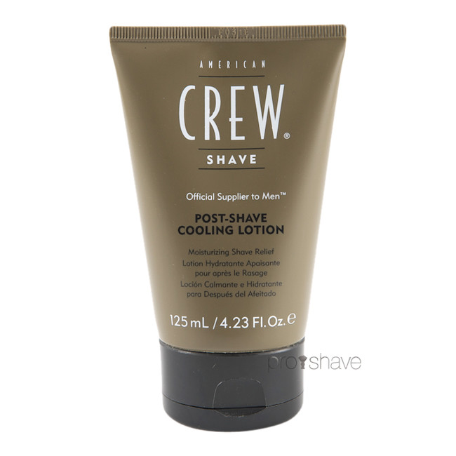 American Crew Post-Cooling Shave Lotion, 125 ml.