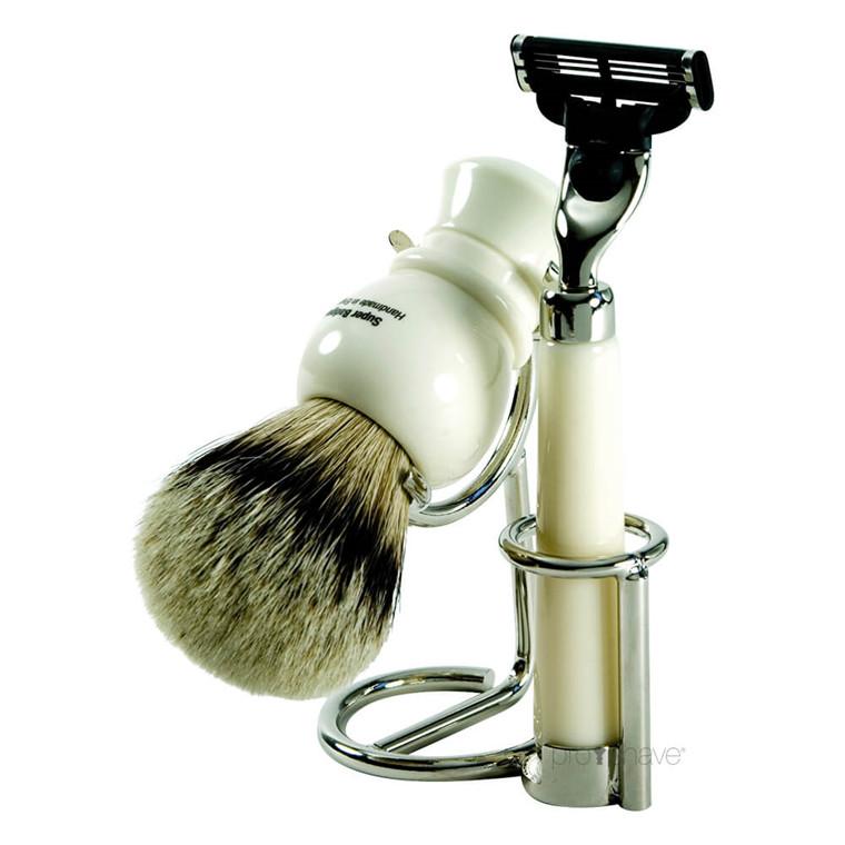 Geo F Trumper Holder til Barberkost og Skraber (SB og GT Range)