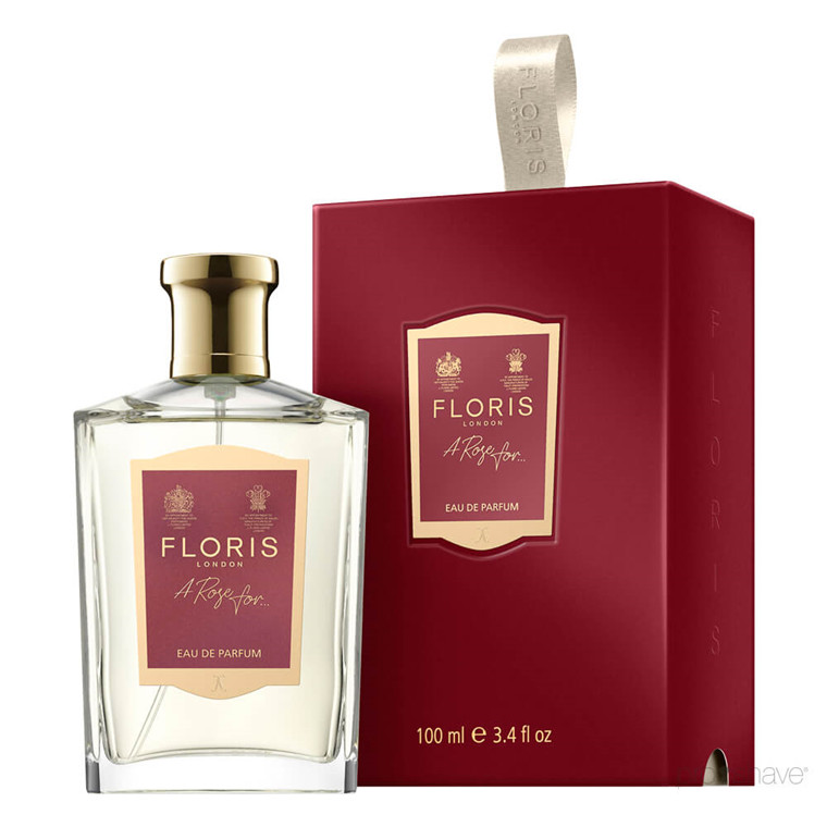 Floris A Rose For…, Eau de Parfum, 100 ml.