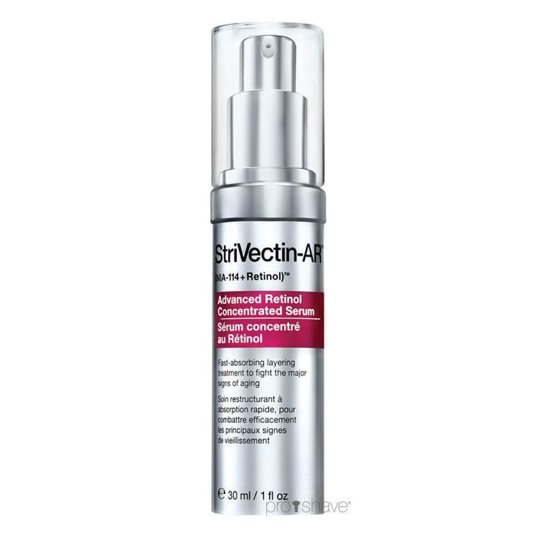 StriVectin Avanced Retinol Concentrated Serum, 30 ml.
