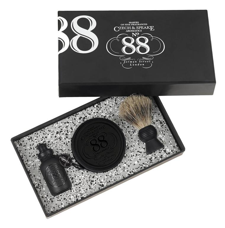 Czech & Speake No. 88, Barbersæt