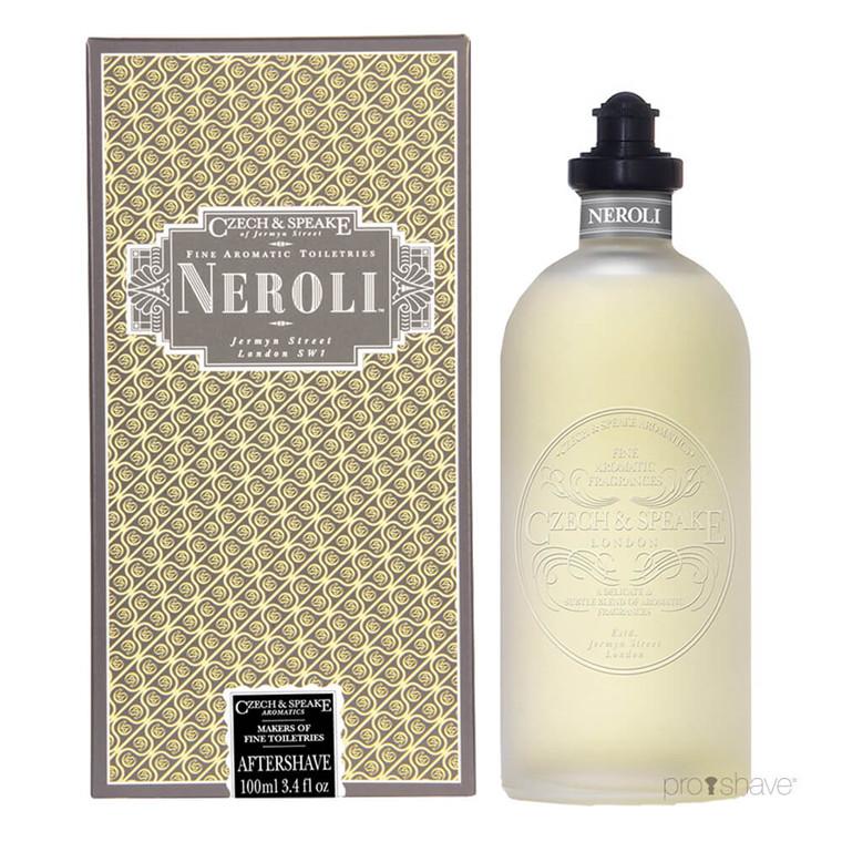 Czech & Speake Neroli, Aftershave Shaker, 100 ml.