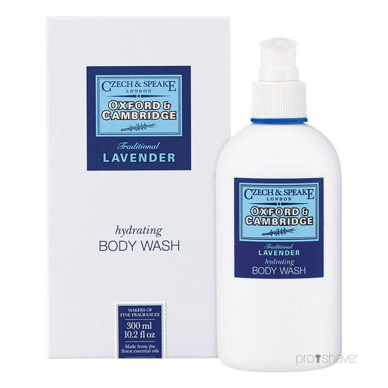 Czech & Speake Oxford & Cambridge, Bodywash, 300 ml.