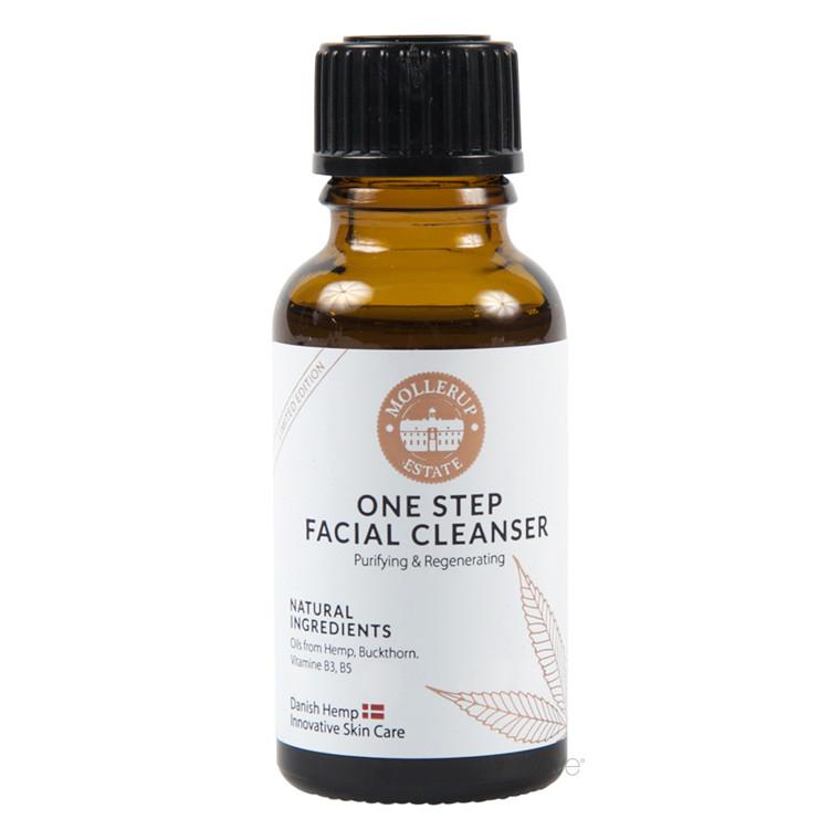 Møllerup One Step Facial Cleanser Sample, 20 ml.