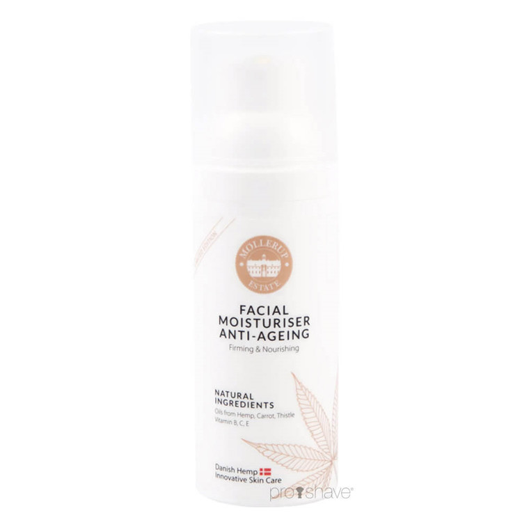 Møllerup Facial Moisturiser Anti-ageing, 50 ml.