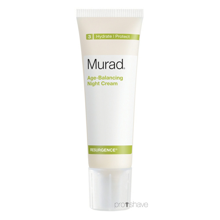 Murad Age-Balancing Night Cream, 50 ml.