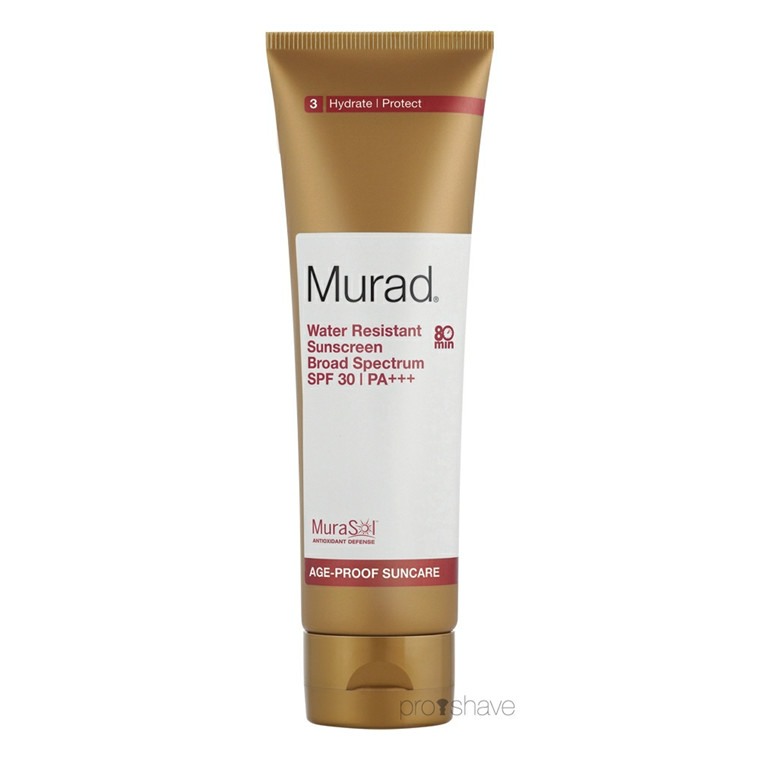 Murad Waterproof Sunscreen SPF 30, 130 ml.