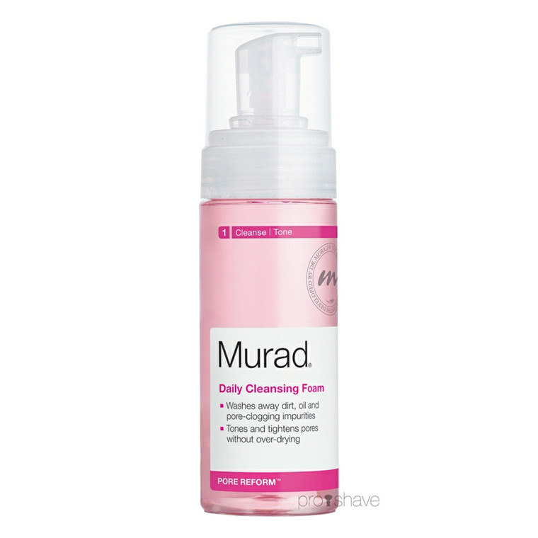 Murad Pore Reform Daily Cleansing Foam, 150 ml.