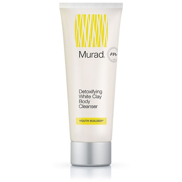 Murad Detoxifying White Clay Body Cleanser, 200 ml.