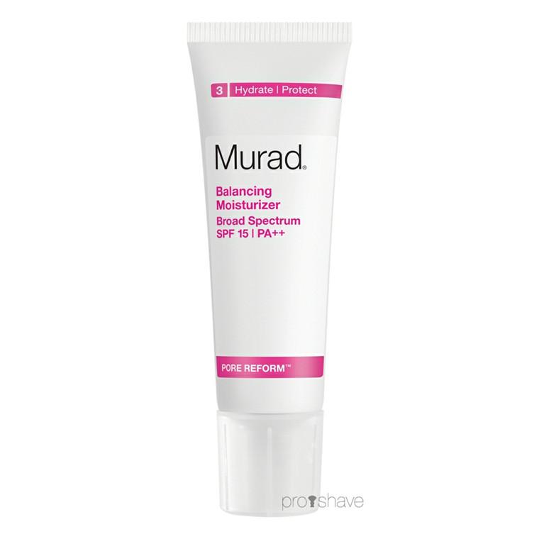 Murad Balancing Moisturizer SPF 15, 50 ml.