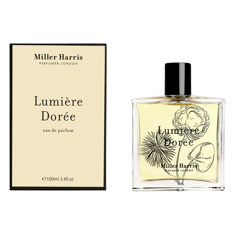Miller Harris Luminère Dorée Eau de Parfum, 100 ml.