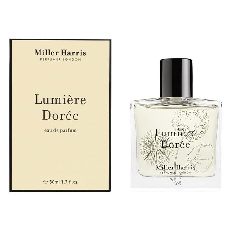 Miller Harris Luminère Dorée Eau de Parfum, 50 ml.