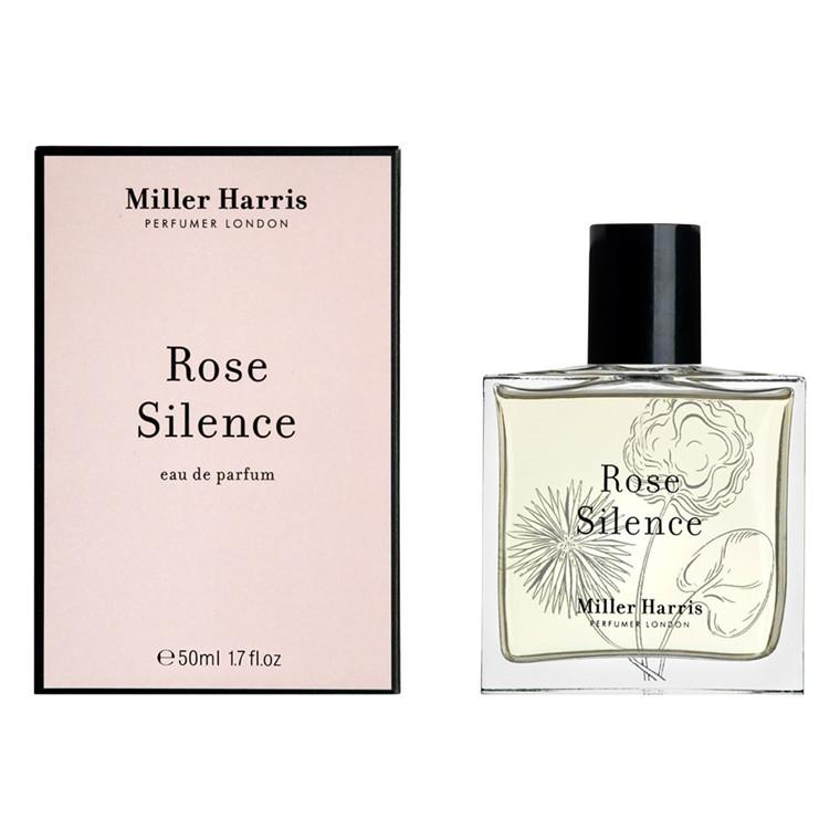 Miller Harris Rose Silence Eau de Parfum, 50 ml.