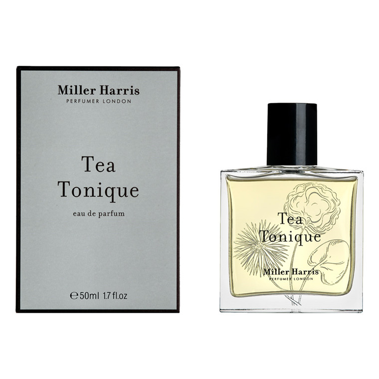 Miller Harris Tea Tonique Eau de Parfum, 50 ml.