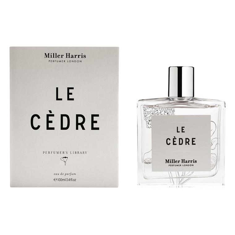 Miller Harris Library Le Cedre Eau de Parfum, 100 ml.