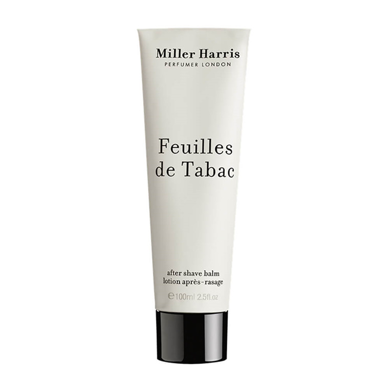Miller Harris Feuilles de Tabac After Shave Balm, 100 ml.