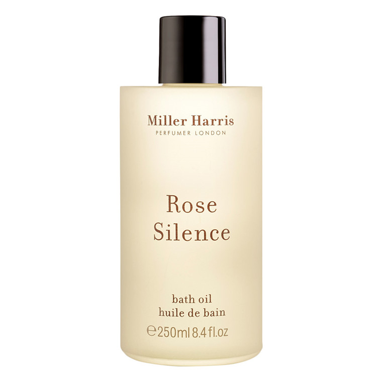 Miller Harris Rose Silence Bath Oil, 250 ml.
