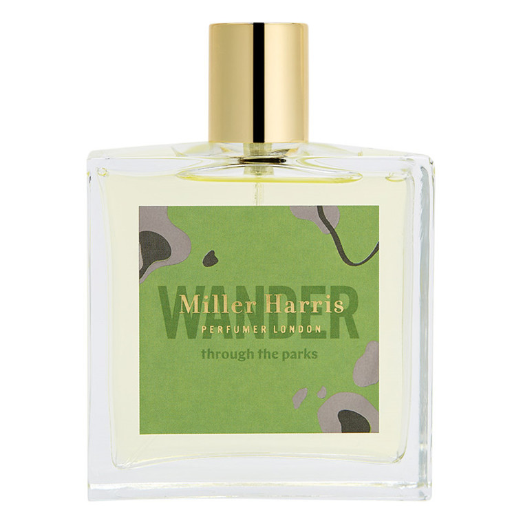 Miller Harris Wander through The Parks Eau de Parfum, 50 ml.
