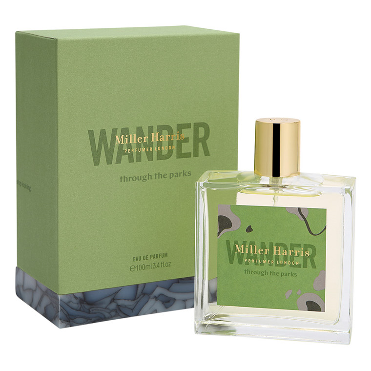 Miller Harris Wander through The Parks, 100 ml.