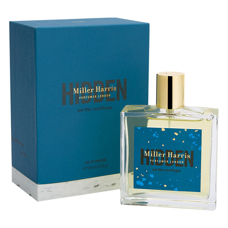 Miller Harris Hidden On The Rooftops, 100 ml.